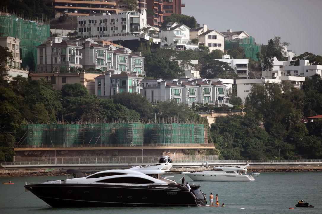 Владельцы недвижимости из Китая оккупировали мировой рейтинг богачей