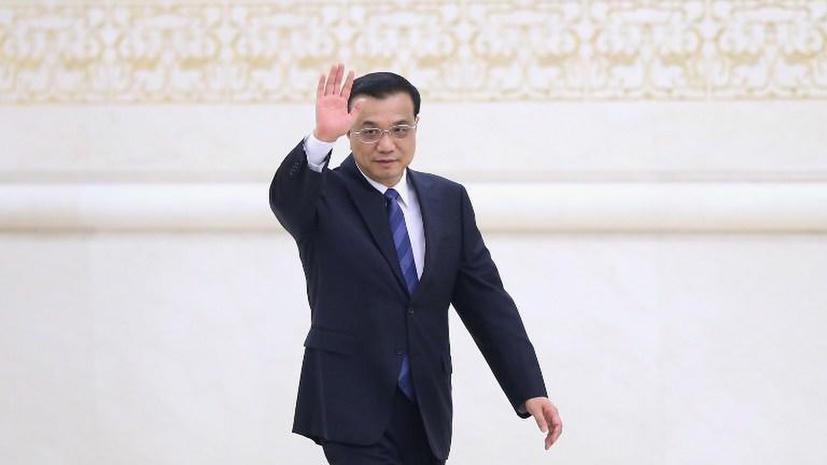 Премьер Госсовета КНР: Отношения России и Китая вступают в новую стадию развития