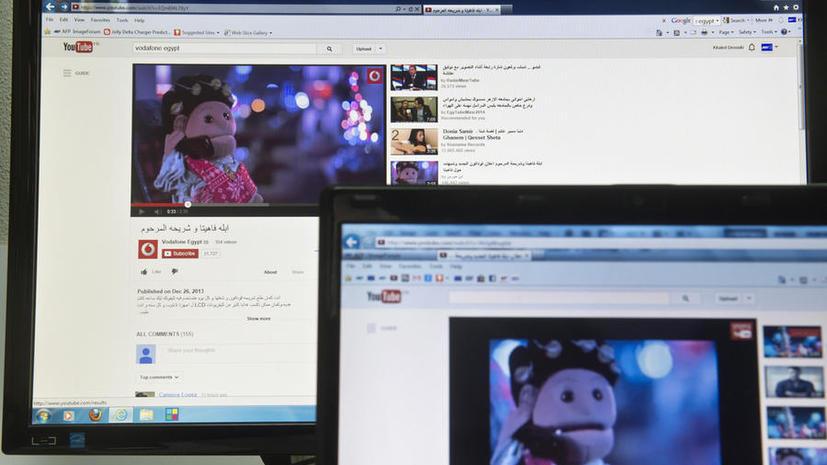 В Египте куклу-героиню рекламы заподозрили в терроризме