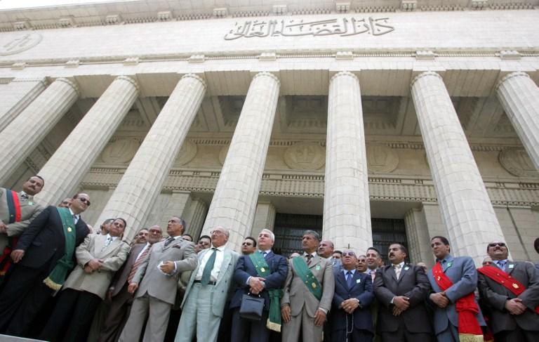 Египетские судьи решили бойкотировать референдум по новой Конституции