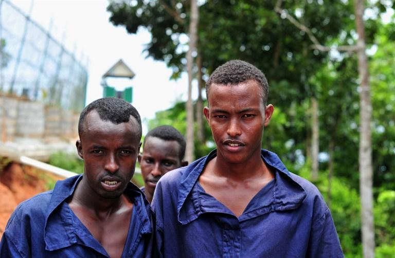 Британские фирмы могли поставлять оружие сомалийским пиратам
