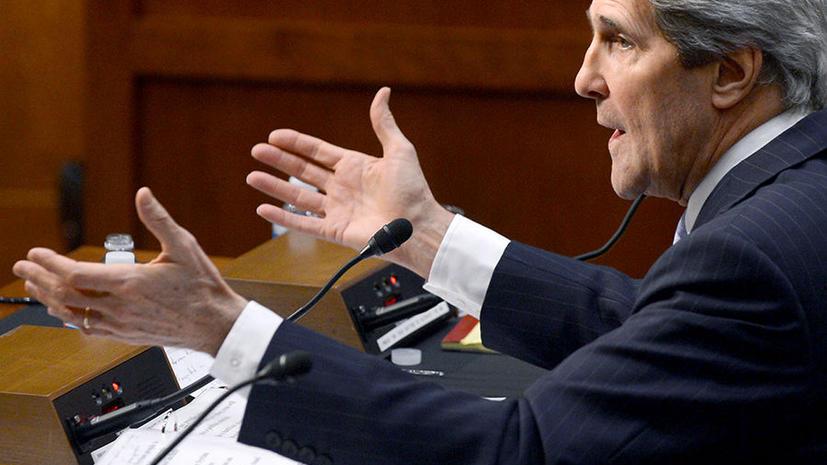 Джон Керри готов к «перезагрузке» отношений с Россией