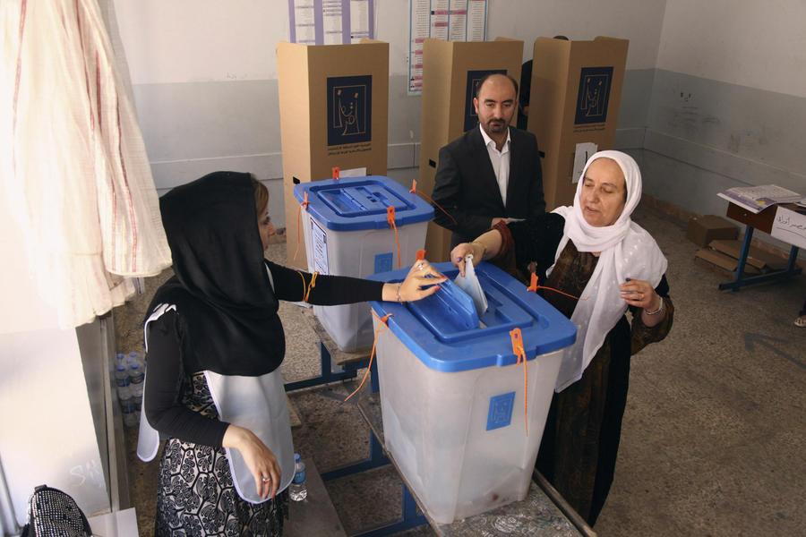 Страх и ненависть в Багдаде: выборы в Ираке проходят в тревожной обстановке