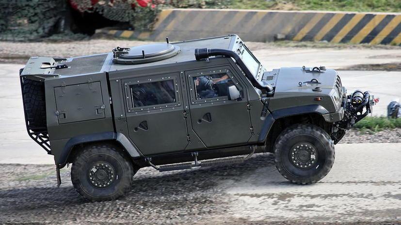 «Оборонсервис» импортировал итальянские броневики под видом машин «скорой помощи»