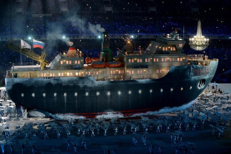 Американские спортсмены и британские журналисты назвали церемонию открытия Паралимпийских игр в Сочи незабываемой