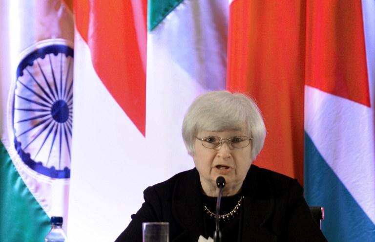 Федеральную резервную систему США впервые может возглавить женщина