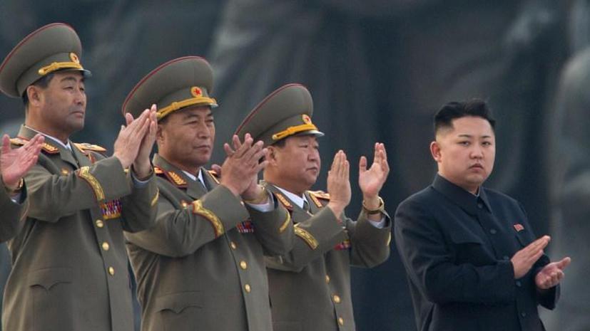 КНДР пойдет на переговоры с Китаем