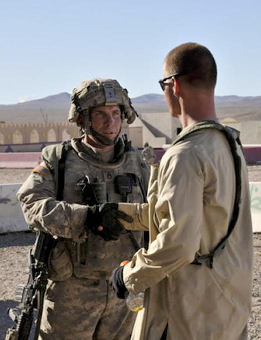Американский солдат, убивший 16 афганцев, признался в трусости