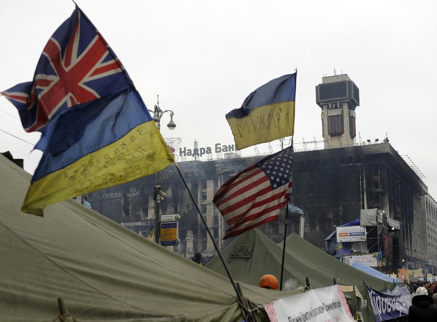 Источник: информационную политику Киева относительно карательной операции формируют западные специалисты