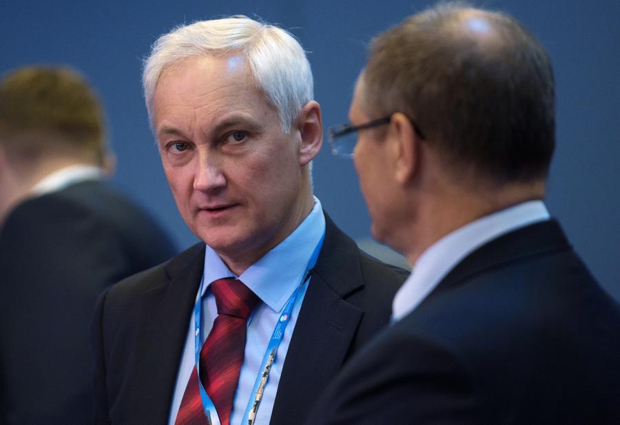 Помощник президента РФ Андрей Белоусов: Санкции Запада создают преимущества для российского бизнеса