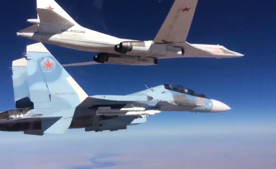 Союзные войска: какие силы и средства направили Россия и Франция на борьбу с ИГ в Сирии
