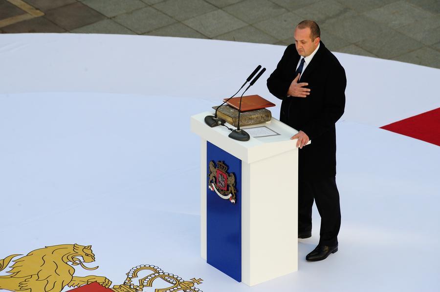 Георгий Маргвелашвили вступил в должность президента Грузии