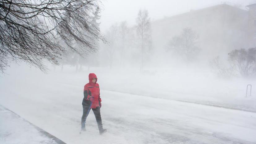 Россия начала поставки газа в украинский город Геническ, жители которого страдают от сильных морозов