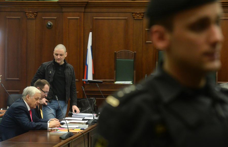Константин Лебедев: Удальцов получал доллары из Грузии на организацию «майдана» и массовых беспорядков в Москве
