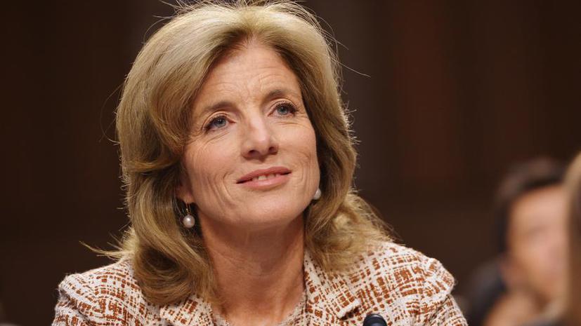 Дочь Джона Кеннеди стала послом США в Японии
