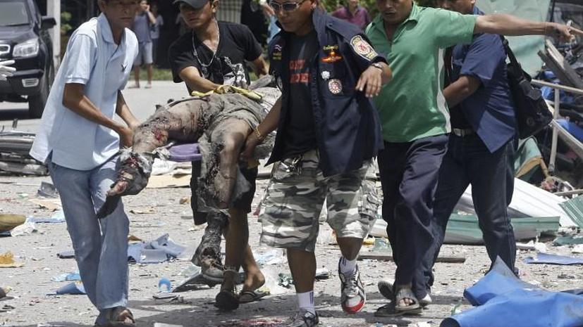 Стрельба в магазине на юге Таиланда: боевики убили шесть человек, в том числе маленького ребенка