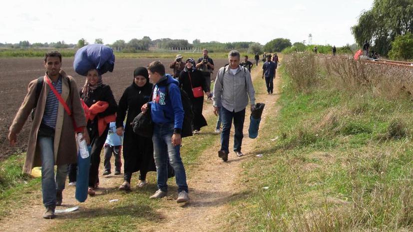 СМИ: Спецслужбы Венгрии выявили среди беженцев двух террористов