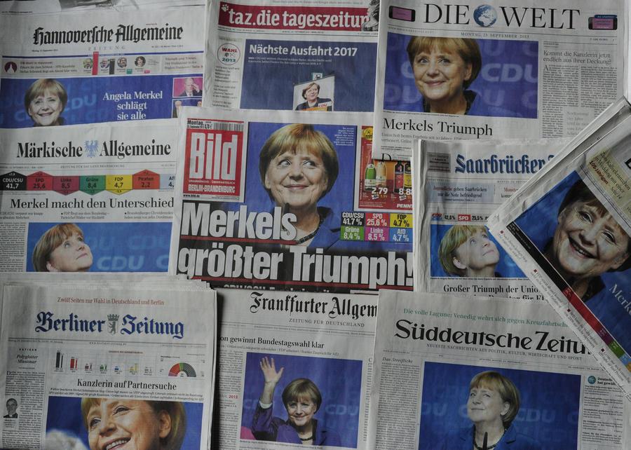 Жители Германии не простили журналистам сотрудничества с американскими спецслужбами
