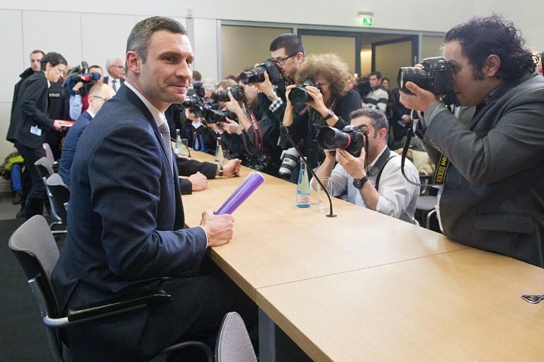 Виталий Кличко: Оппозиция подпишет соглашение с Виктором Януковичем