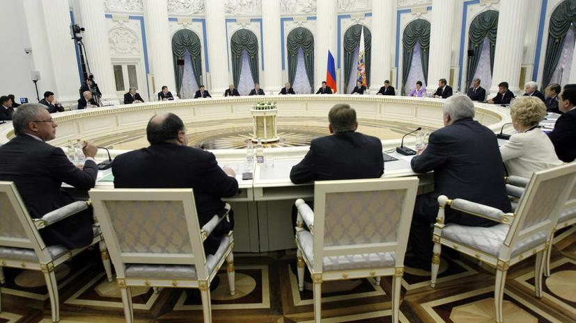 СМИ: В Совфед поступили документы о двойном гражданстве сенатора Малкина