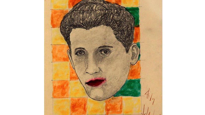 Купленный за $5 на распродаже детский рисунок Энди Уорхола выставлен за $2 млн