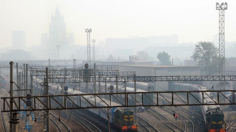 Грузия готова восстановить железнодорожное сообщение с Россией