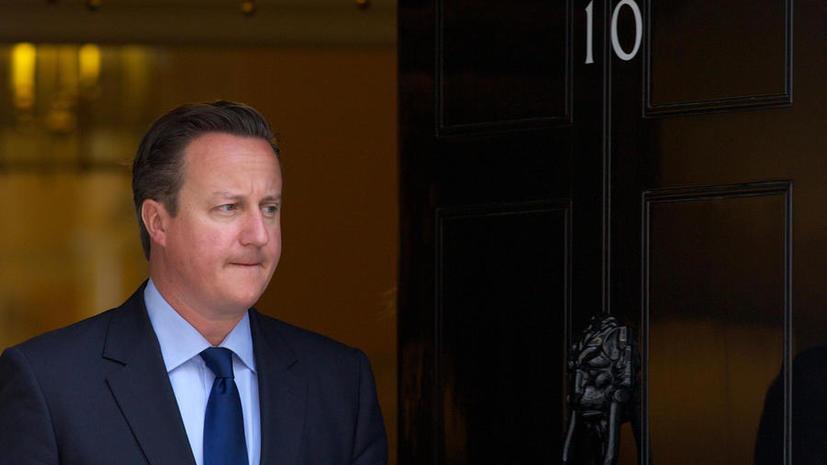 Британские депутаты требуют от Кэмерона созвать парламент для обсуждения ситуации в Сирии