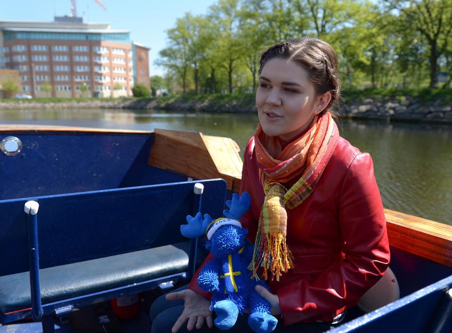 Дина Гарипова довольна результатами «Евровидения-2013»