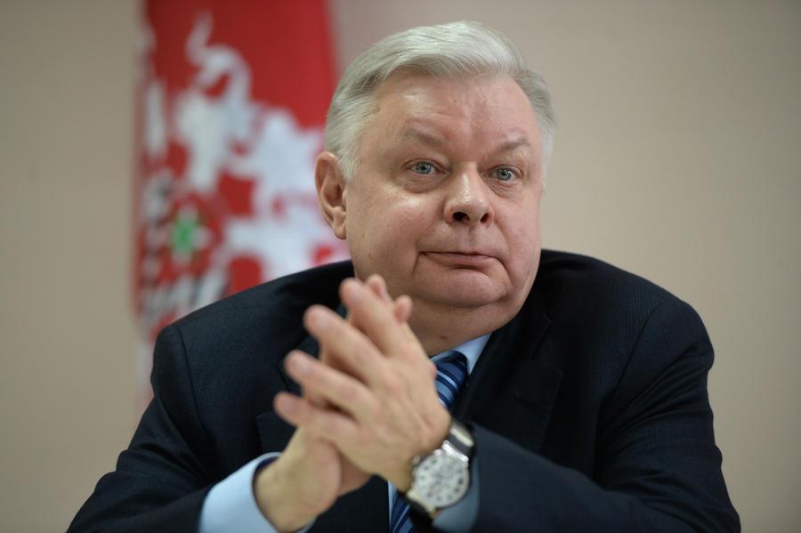 ФМС РФ: Признаки гуманитарной катастрофы на Украине становятся всё заметнее