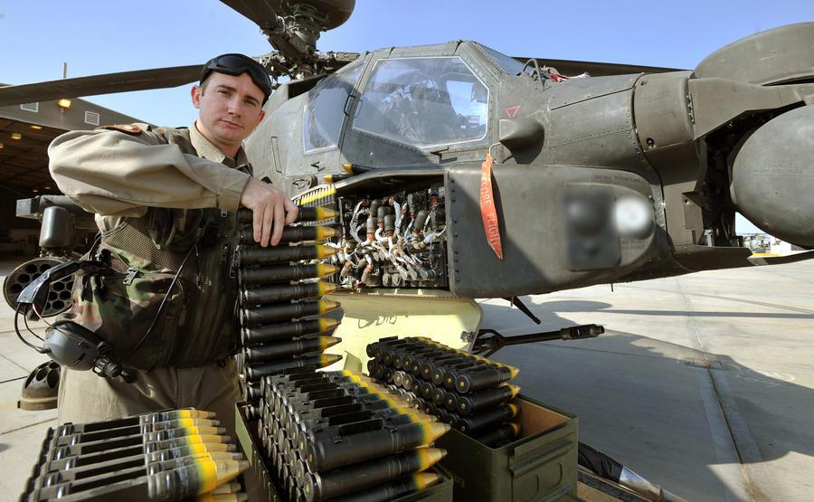 Война в Афганистане обошлась Великобритании более чем в £37 млрд