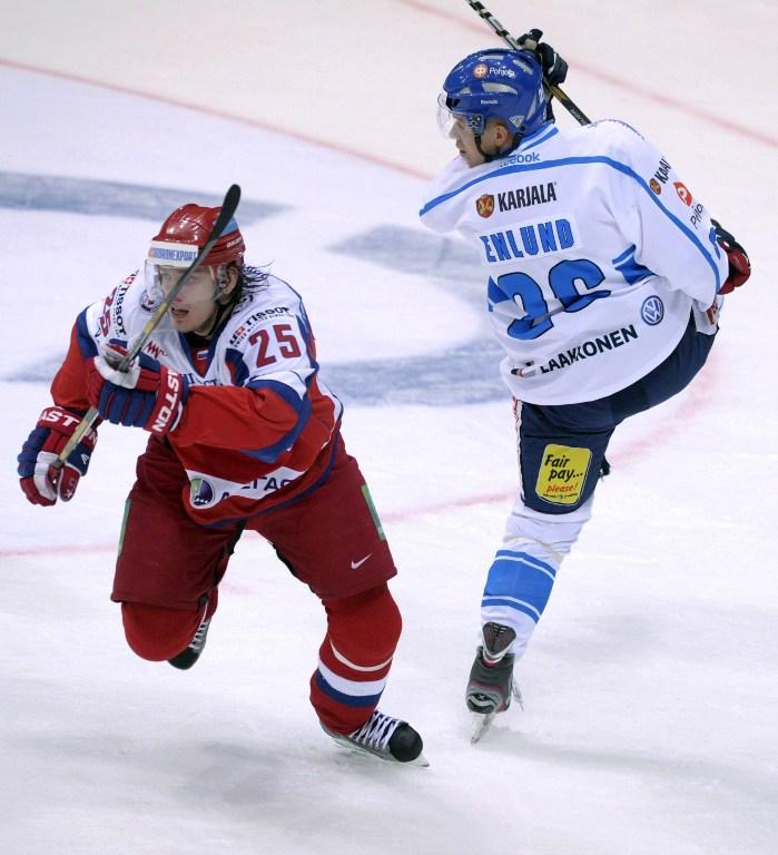 Сборная России начала Кубок Карьяла с поражения от Финляндии