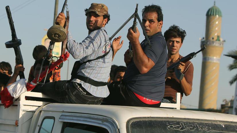 Боевики захватили ещё один город в Ираке, правительственные войска готовят контрнаступление