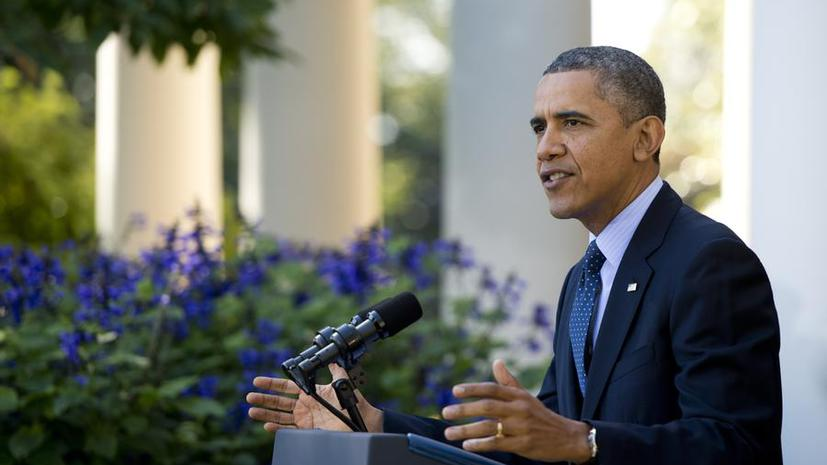 Старт программы Obamacare не задался из-за плохой работы сайта