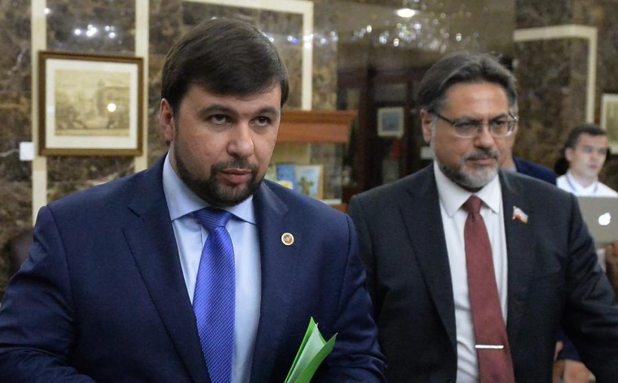 На переговорах в Минске парафировано соглашение об отводе вооружения