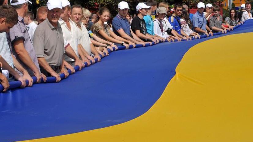 На Украине предложили сделать суржик государственным языком