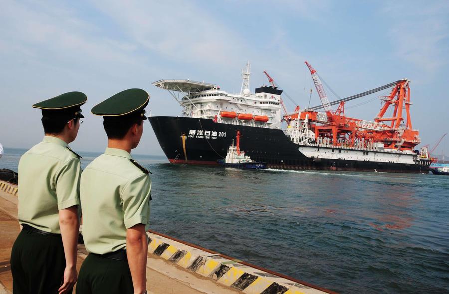 Китайская компания будет добывать нефть в Арктике