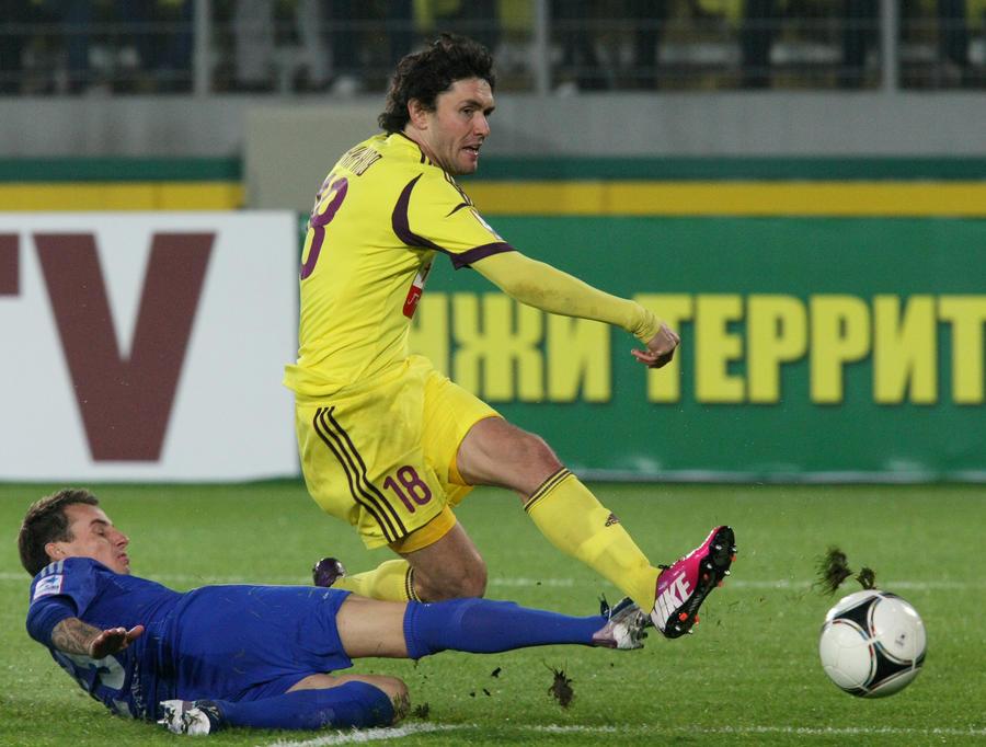 Футболисты Денисов, Кокорин и Жирков переходят в «Динамо»