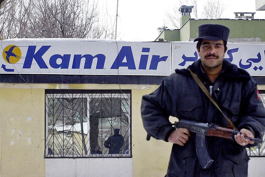 Афганскую авиакомпанию уличили в контрабанде наркотиков