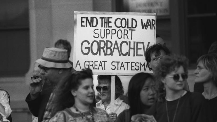 Американские СМИ: Холодная война позади, и США не знают, ради чего жить и бороться