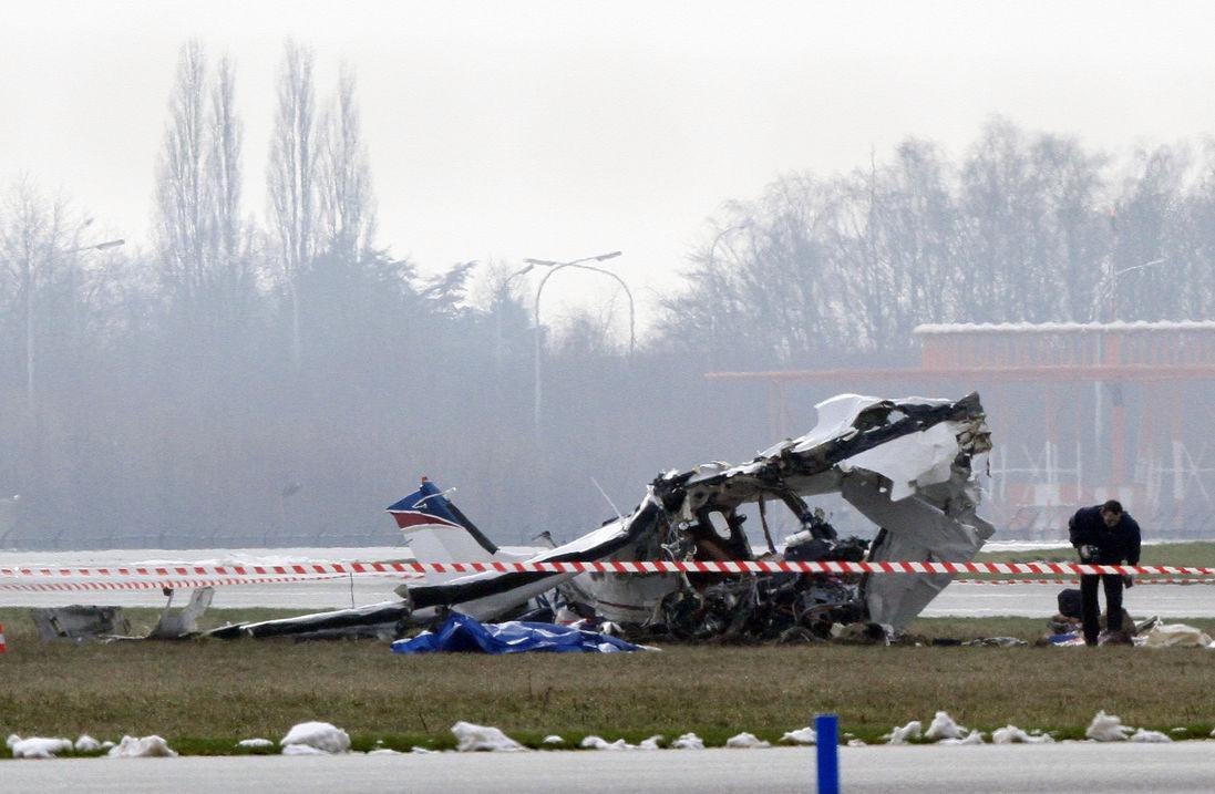 В авиакатастрофе на востоке Конго погибли 36 человек