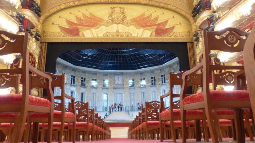 Во время реконструкции Большого театра было украдено 90 млн рублей