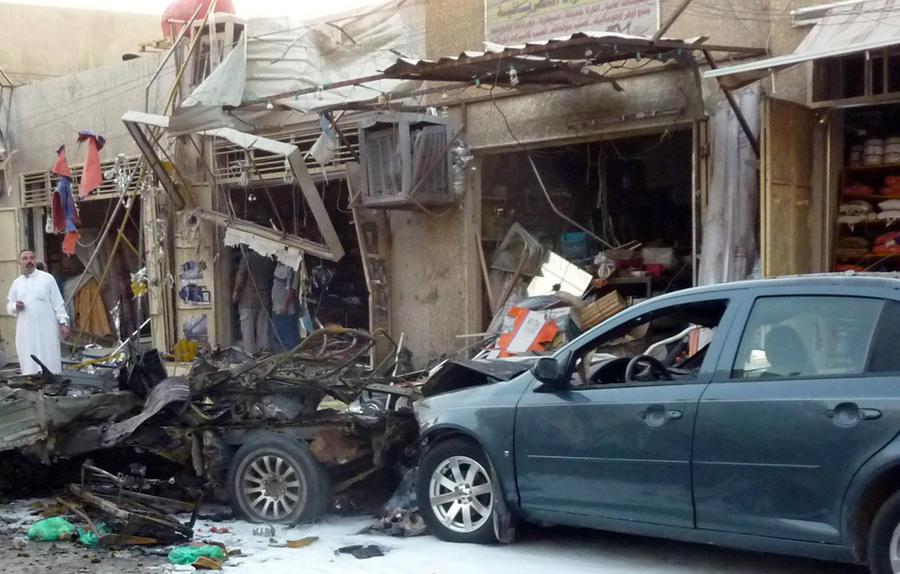 США готовы поддержать Ирак в борьбе с «Аль-Каидой»