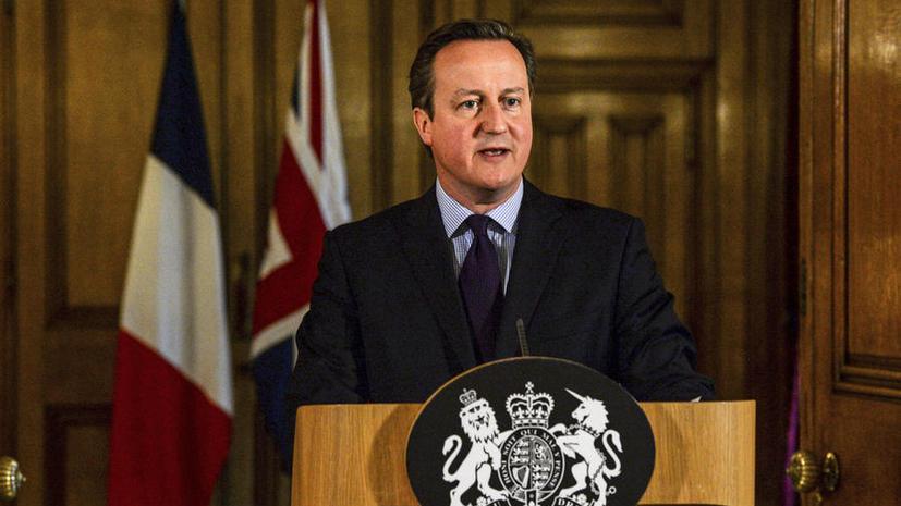 Правительство Великобритании: С большой долей вероятности за крушением А321 стоит ИГ