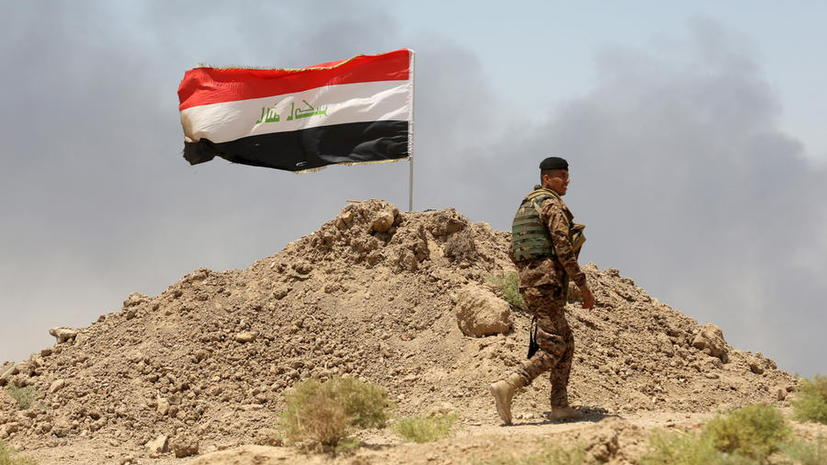 Ирак подтвердил сотрудничество с Россией в борьбе с «Исламским государством»