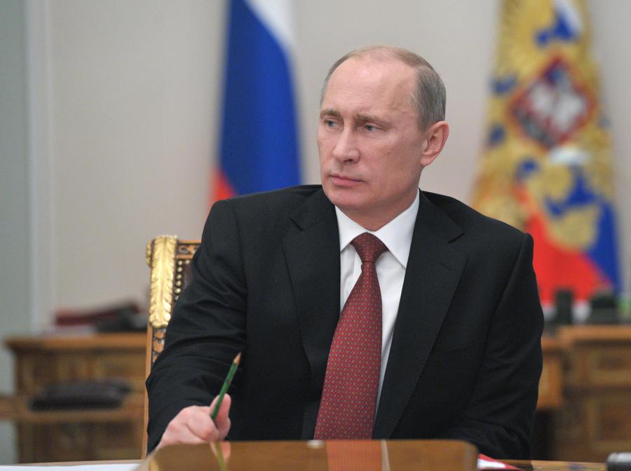 Владимир Путин: кипрский налог на вклады – опасное решение