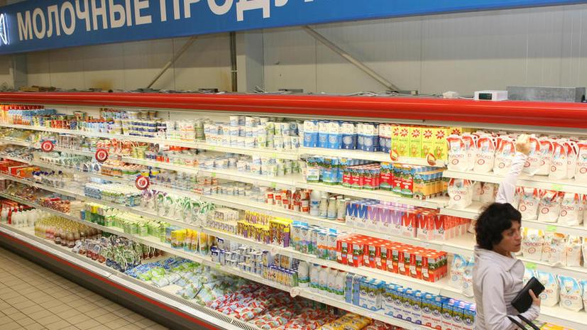 В России началась борьба с растительными жирами в молочной продукции