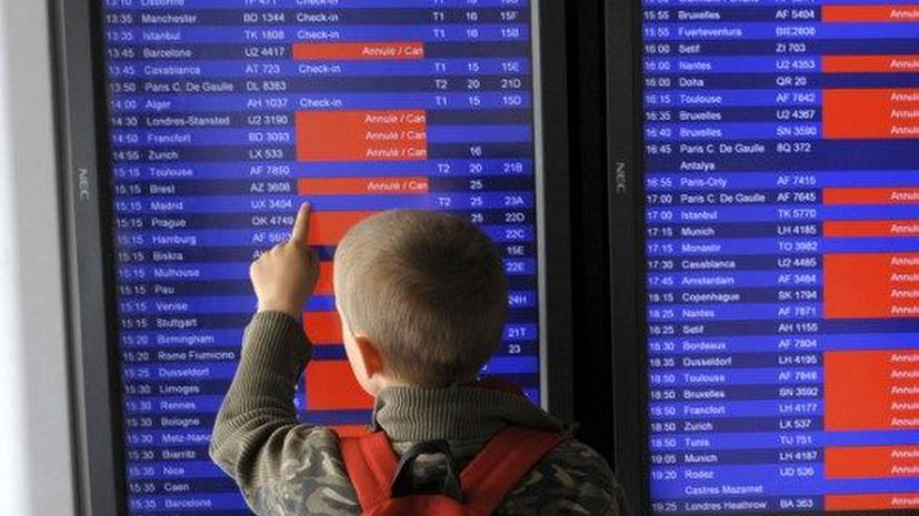 12-летний ребенок обманул охрану аэропорта Брюсселя и улетел бесплатно