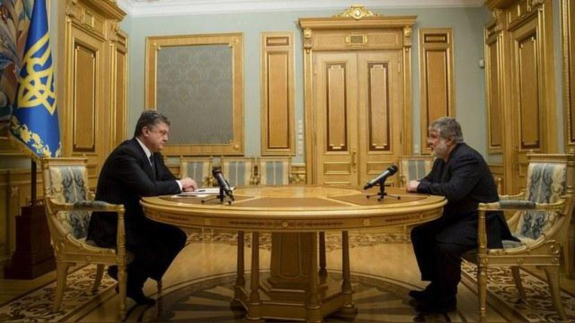 Немецкие СМИ: Коломойский может пригодиться Америке для борьбы с Россией