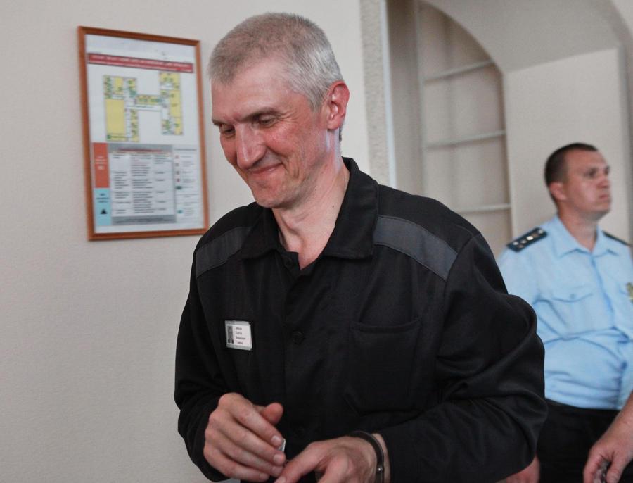 Платон Лебедев вышел на свободу