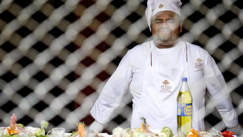 Поставщик еды для американских тюрем пойман на передаче наркотиков заключённому